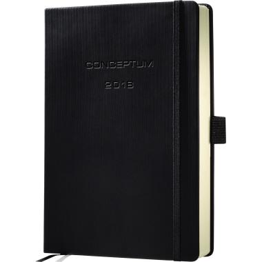 Sigel Buchkalender CONCEPTUM® 2018 DIN A5