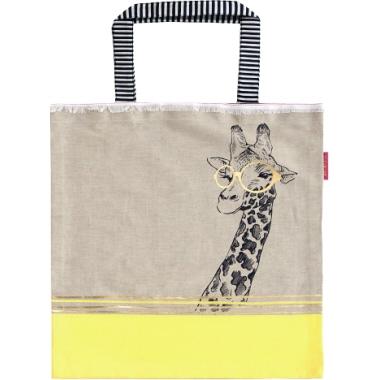 Artebene Tragetasche Lieblingstasche  Giraffe