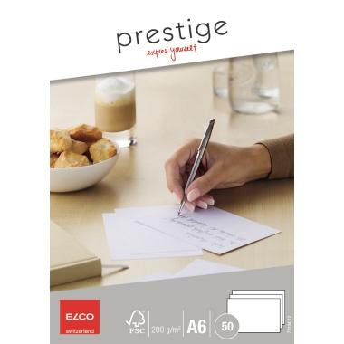 ELCO Briefkarte Prestige