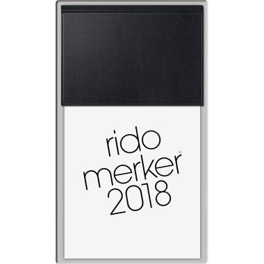rido/idé Tischkalender Merker