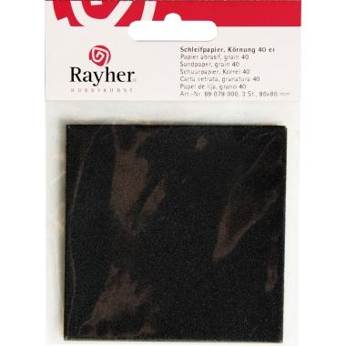 RAYHER Schleifpapier