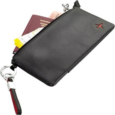 TROIKA® Reißverschlusstasche RED PEPPER