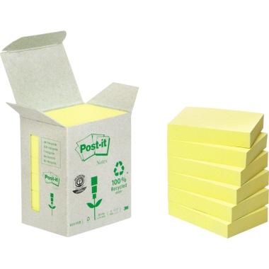 Post-it® Haftnotiz Recycling Notes