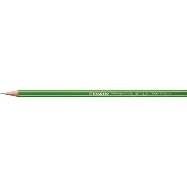 STABILO® Bleistift GREENgraph®  ohne Radierer