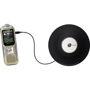 Philips Diktiergerät Digital Voice Tracer DVT 8010