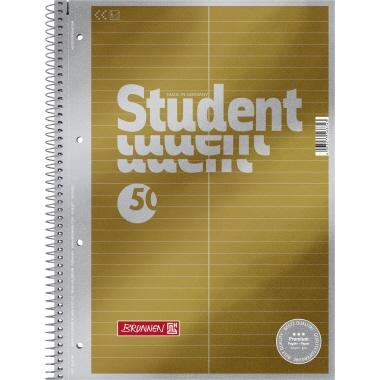 BRUNNEN Collegeblock Student Premium  Vokabeln