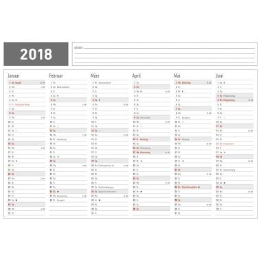 ALPHA EDITION Plakatkalender