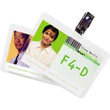 GBC® Laminierfolientasche CardPouch  Badge