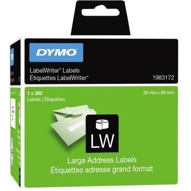 DYMO® Adressetikett 89 x 36 mm (B x H)