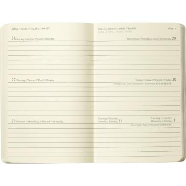 Sigel Buchkalender CONCEPTUM®  2017/2018 DIN A6