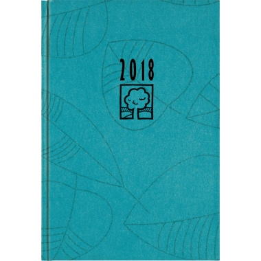 ZETTLER Buchkalender Natura  1 Tag/1 Seite