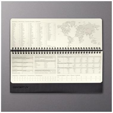 Sigel Schreibtischquerkalender CONCEPTUM®