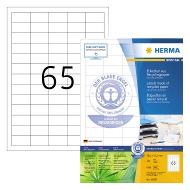 HERMA Universaletikett  6.500 Etik./Pack.