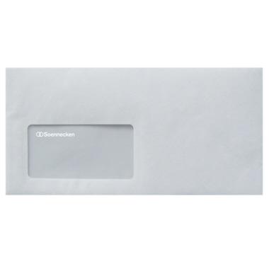 Soennecken Briefumschlag Din Lang Mit Fenster Thörner Fürs Büro