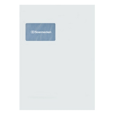 Soennecken Versandtasche Premium DIN C4 250 St./Pack.