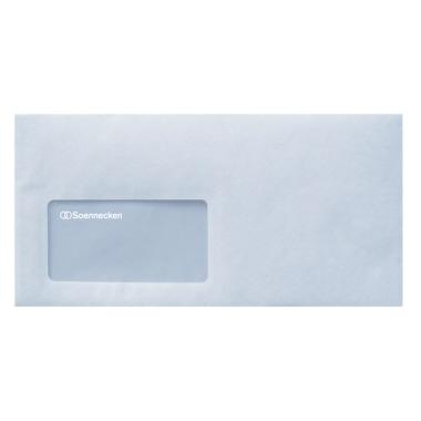 Soennecken Briefumschlag  DIN lang mit Fenster