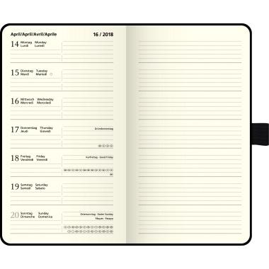 BRUNNEN Taschenkalender Kompagnon