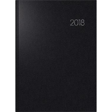 BRUNNEN Buchkalender 2018  Fadenbindung