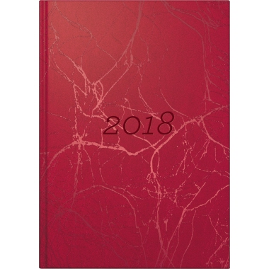 BRUNNEN Buchkalender 2018  Scribble