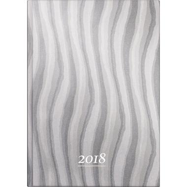 BRUNNEN Buchkalender 2018  Zebra
