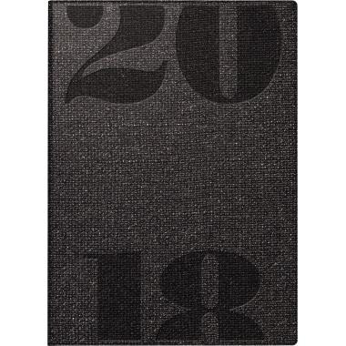 rido/idé Taschenkalender 2018  Kunstleder Nomad