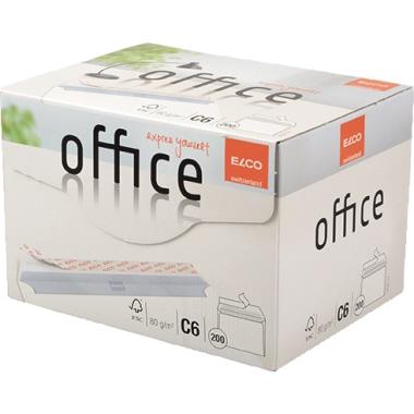 ELCO Briefumschlag Office DIN C6