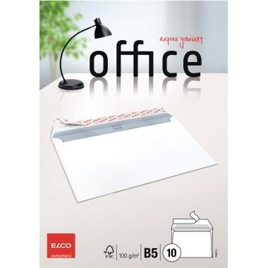 ELCO Briefumschlag Office  DIN B5 10 St./Pack.