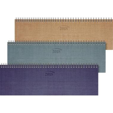BRUNNEN Schreibtischquerkalender
