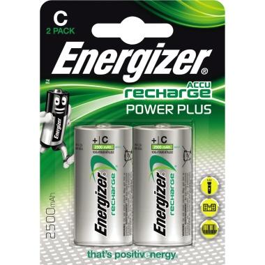 Energizer® Akku Recharge Power Plus  C/Baby