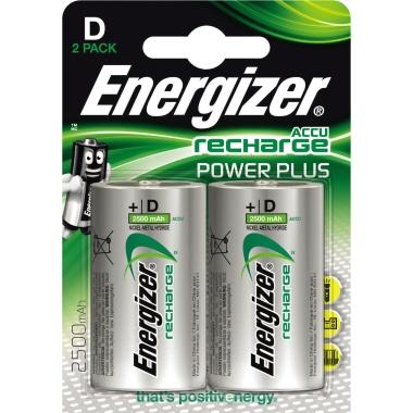 Energizer® Akku Recharge Power Plus  D/Mono