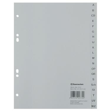 Soennecken A-Z Register