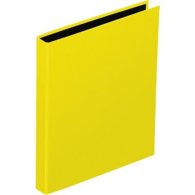 PAGNA Ringbuch Basic Colours DIN A4 2 Ringe, Rundmechanik