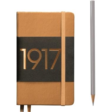 LEUCHTTURM Notizbuch 1917 Pocket  liniert