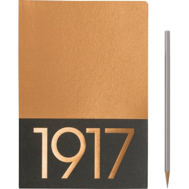 LEUCHTTURM Notizbuch Jottbook 1917 Medium liniert