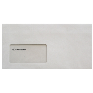 Soennecken Briefumschlag  DIN lang