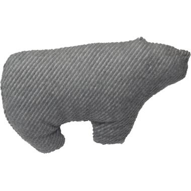 DAVID FUSSENEGGER textil Kissen Eisbär