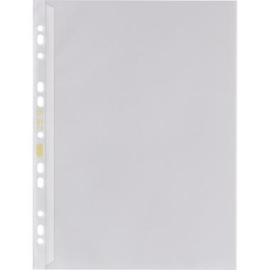ELBA Prospekthülle DIN A4 oben, links offen Verschlusslasche 100 St./Pack.