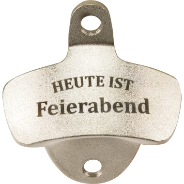 Contento Wandflaschenöffner