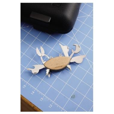 KIKKERLAND Multitool Krabbe