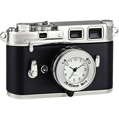 Romanowski Tischuhr Kamera