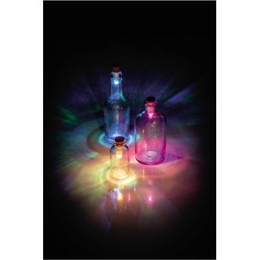 SUCK UK Flaschenlicht Multicolour