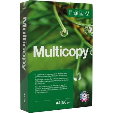 MULTICOPY THE RELIABLE PAPER Kopierpapier Original