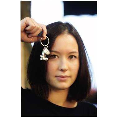 TROIKA® Schlüsselanhänger Einhorn