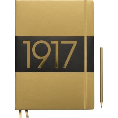 LEUCHTTURM Notizbuch 1917 Master Slim liniert