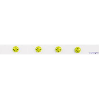 magnetoplan® Magnet Smilies 40 mm