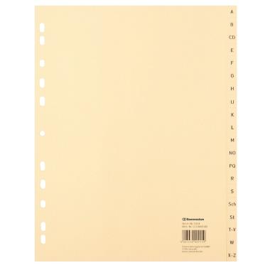 Soennecken A-Z Register 24 x 29,7 cm (B x H)