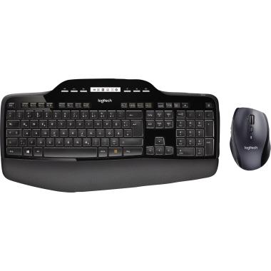 Logitech Tastatur-Maus-Set MK710