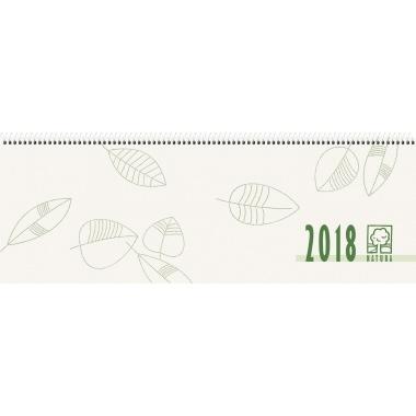 ZETTLER Schreibtischquerkalender Giganta 2018