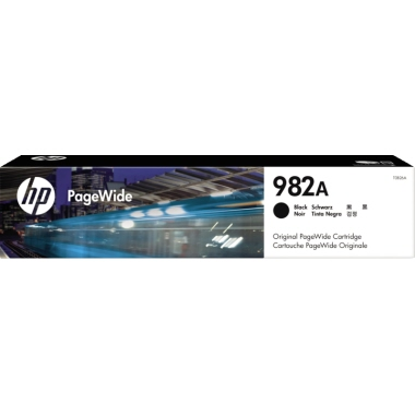 HP Tintenpatrone  982A schwarz