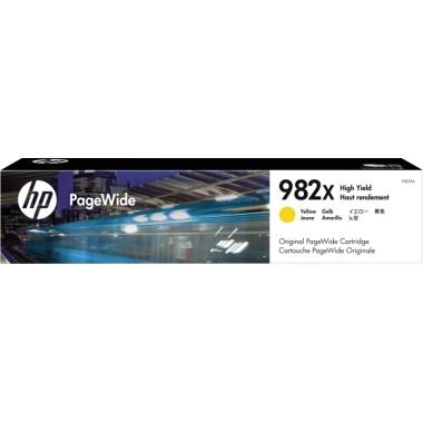 HP Tintenpatrone  982X gelb